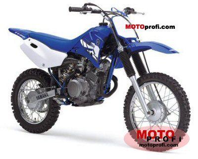 Yamaha TT-R125 LW E 2004 photo