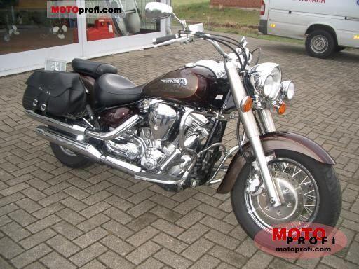 Yamaha Xv 1600 A Wild Star 2001 Specs And Photos