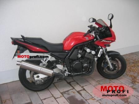 Yamaha FZS 600 Fazer 2003 photo