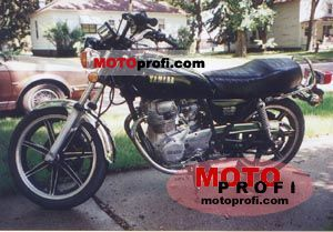 Yamaha XS 400 1978 photo