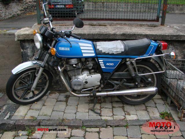 Yamaha XS 400 1980 photo