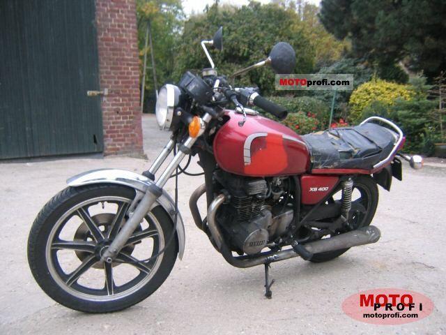 Yamaha XS 400 1982 photo