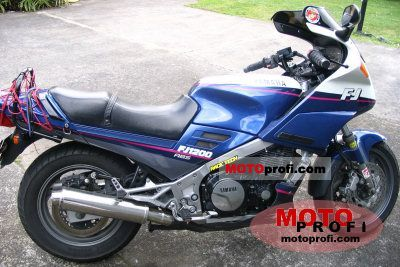 Yamaha FJ 1200 A (ABS) 1992 photo
