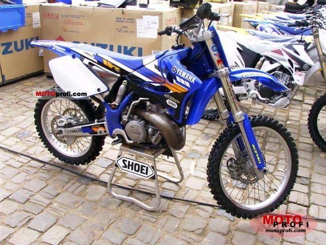 Yamaha YZ 250 2002 photo