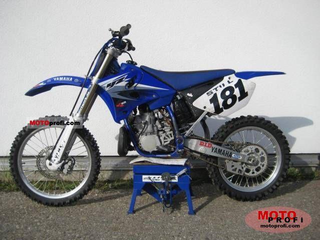 Yamaha YZ 250 2004 photo