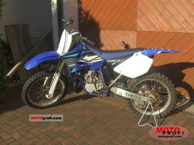 Yamaha YZ 250 2005 photo
