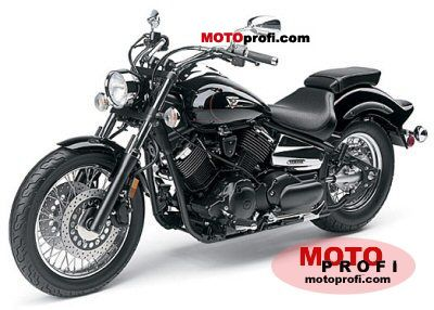 Yamaha V Star 1100 Custom 2005 photo