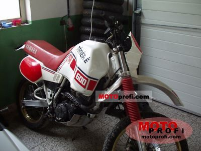 Yamaha XT 600 T?n?r? 1987 photo