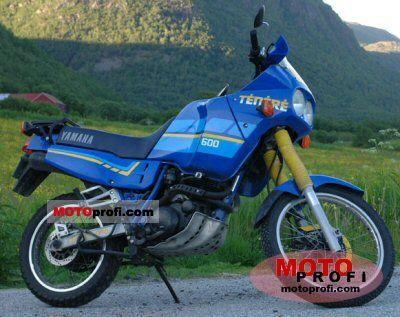 Yamaha XT 600 Z T?n?r? 1990 photo