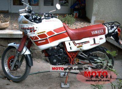 Yamaha XT 600 Z T?n?r? 1991 photo