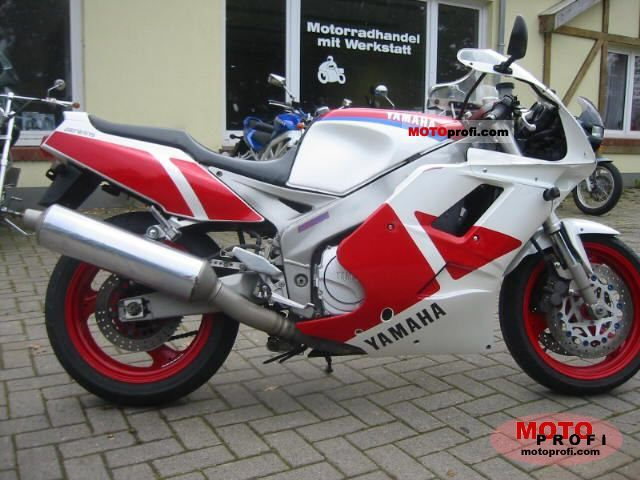 Yamaha FZR 1000 1991 photo