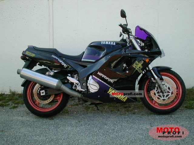 Yamaha FZR 1000 1992 photo