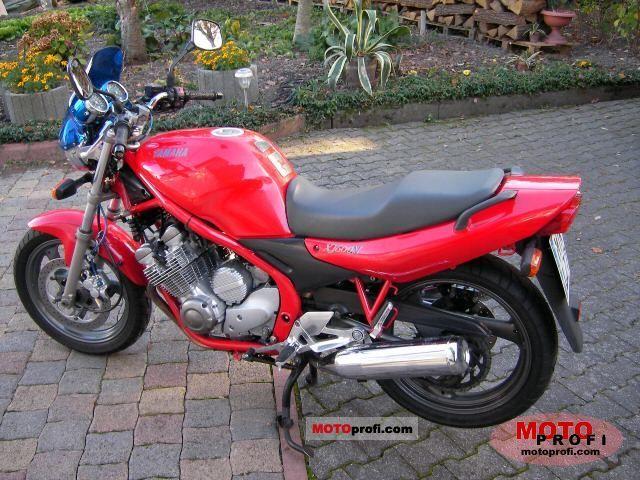Yamaha XJ 600 N 1996 photo