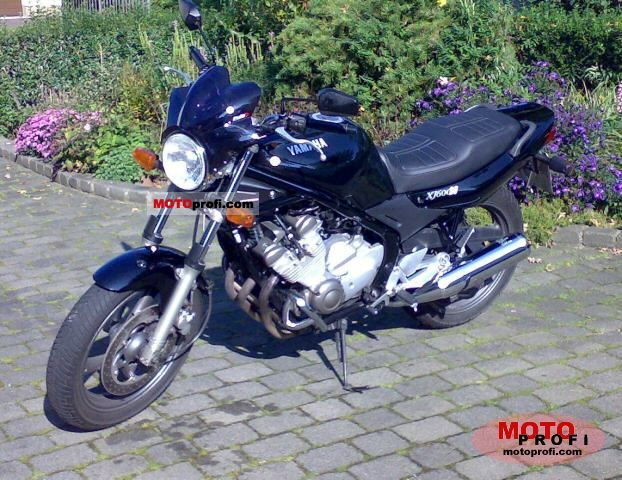 Yamaha XJ 600 N 1997 photo
