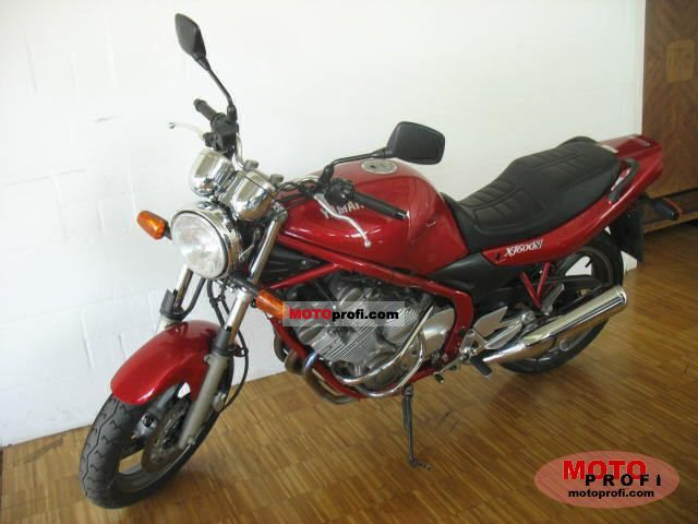 Yamaha XJ 600 N 2002 photo