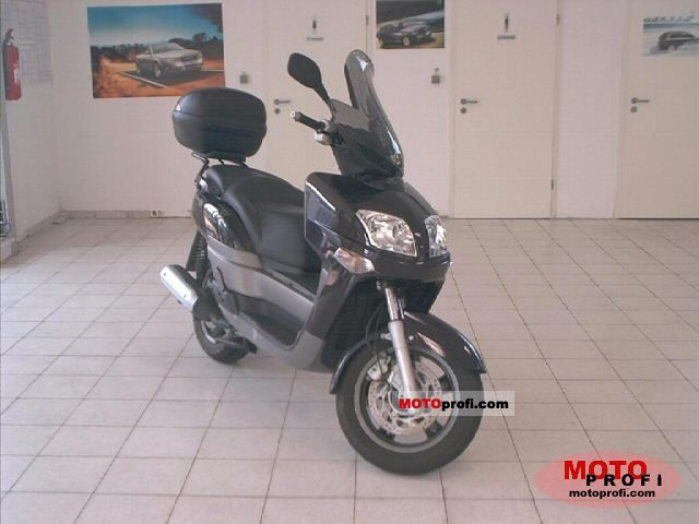 Yamaha Versity 300 2004 photo