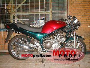 Yamaha XJ 600 S Diversion 1992 photo