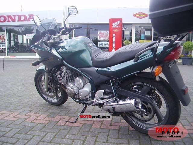 Yamaha XJ 600 S Diversion 2000 photo