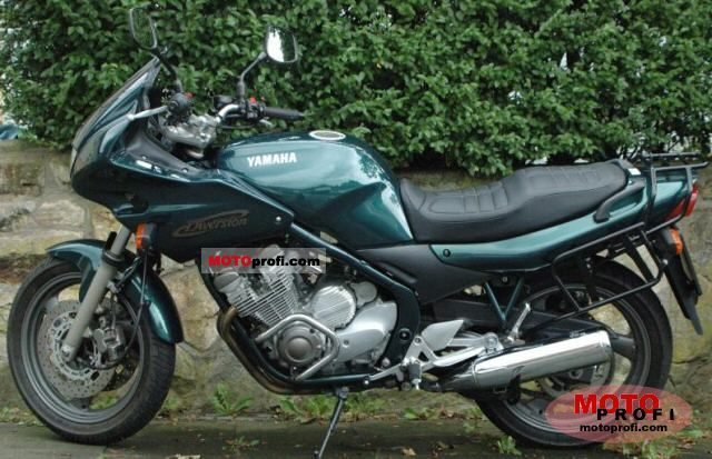 Yamaha XJ 600 S Diversion 2001 photo