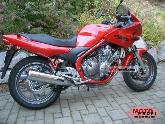 Yamaha XJ 600 S Diversion 2003 photo