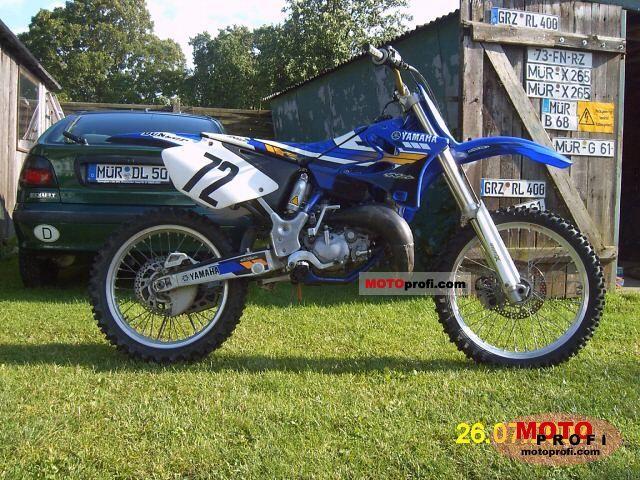 Yamaha YZ 125 2005 photo