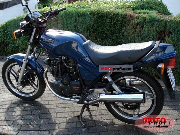 Yamaha XS 400 DOHC 1984 photo