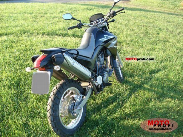 Yamaha XT 660 R 2004 photo