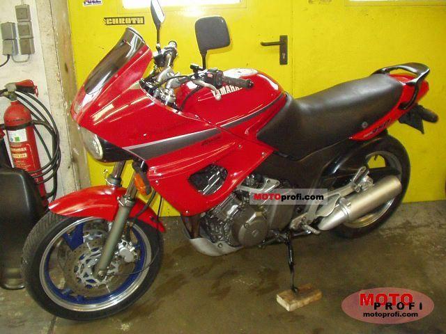 Yamaha TDM 850 1991 photo