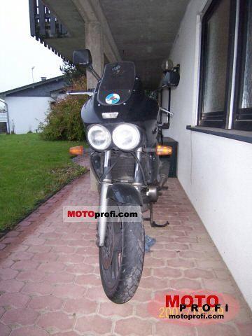 Yamaha TDM 850 1992 photo