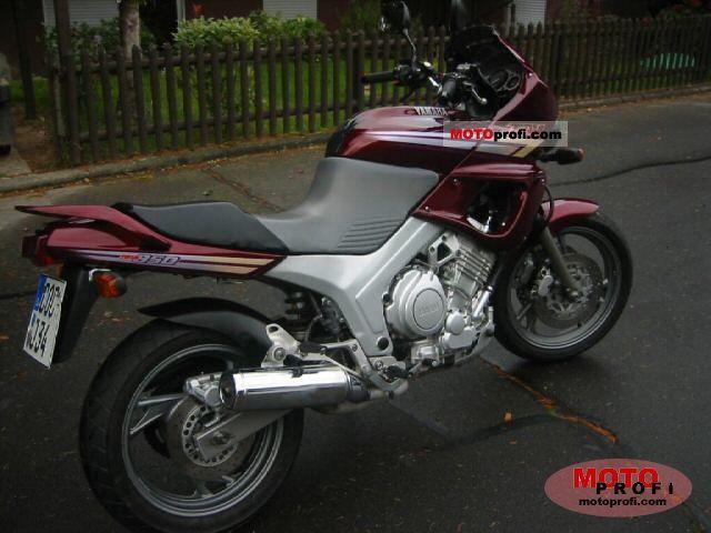 Yamaha TDM 850 1996 photo