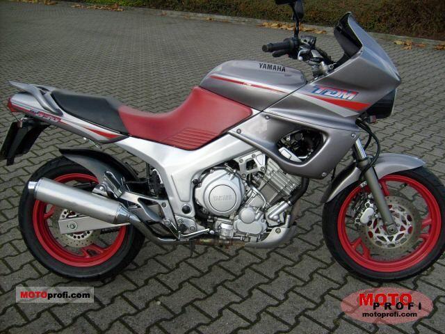 Yamaha TDM 850 1997 photo