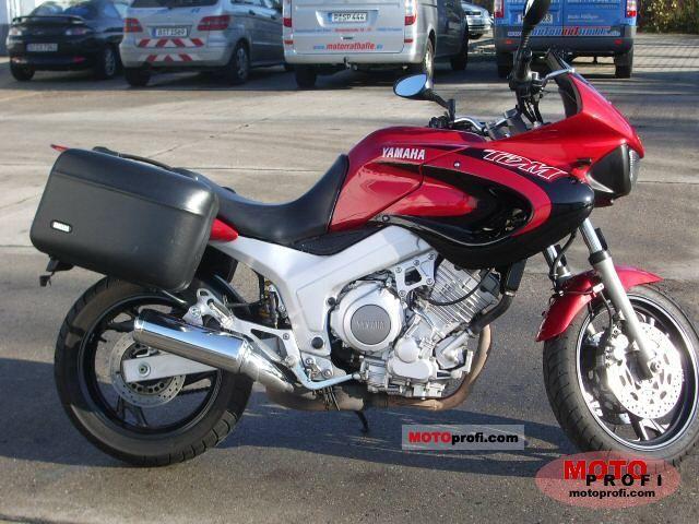 Yamaha TDM 850 2001 photo
