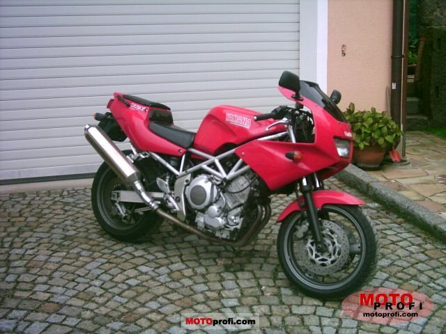 Yamaha TRX 850 1996 photo