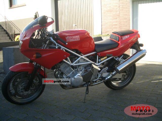 Yamaha TRX 850 1997 photo