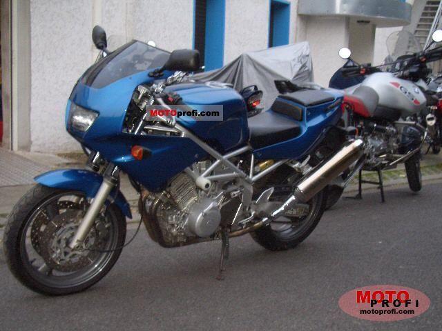 Yamaha TRX 850 1998 photo