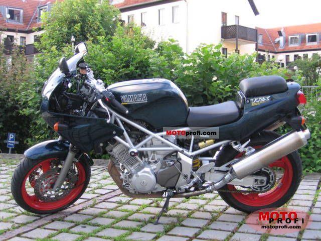 Yamaha TRX 850 1999 photo