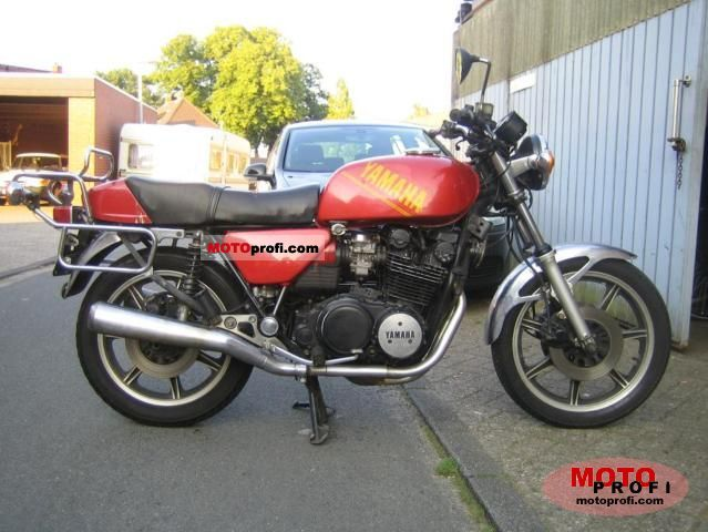 Yamaha XS 850 1981 photo