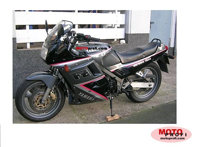 Yamaha FZ 750 1992 photo