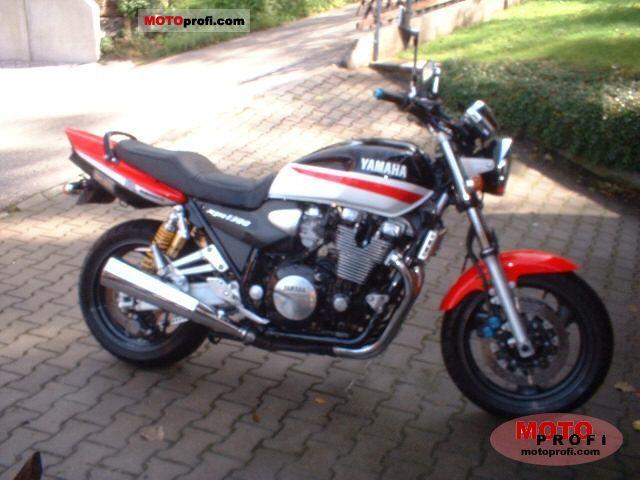 Yamaha XJR 1300 SP 1999 photo