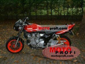 Yamaha XJR 1300 SP 2001 photo