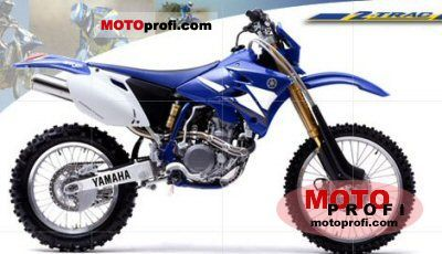 Yamaha WR 450  F 2TRAC 2004 photo