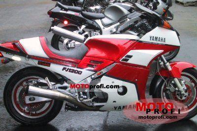 Yamaha FJ 1200 (reduced effect) 1986 photo