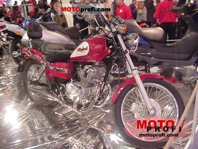 Honda Rebel 250 ED/Rebel 250 G 2000 photo