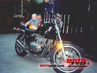 Yamaha XJ 750 S 1985 photo