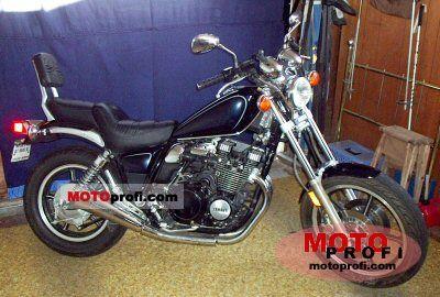 Yamaha XJ 750 S 1986 photo