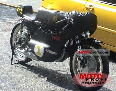 Yamaha DT 125 1973 photo
