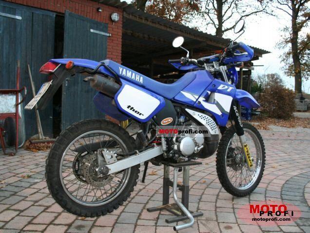 Yamaha DT 125 2003 photo