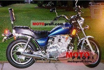 Yamaha XS 650 US. Custom 1980 photo