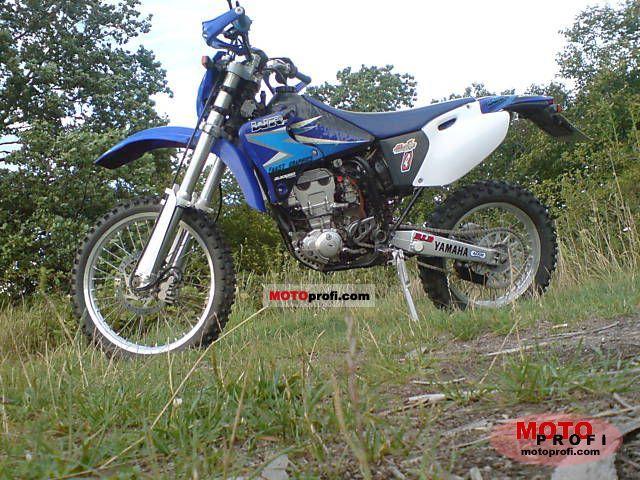 Yamaha WR 426 F 2001 photo