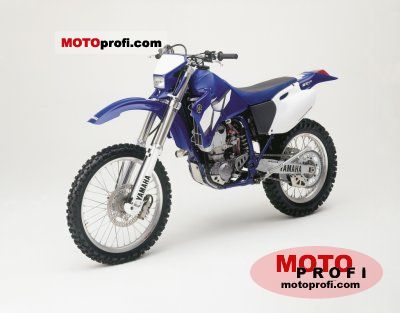 Yamaha WR 426 F 2002 photo